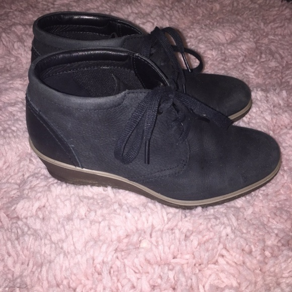 1c163a5aede8 Ecco Shoes - ECCO Camilla Wedge Ankle Boots